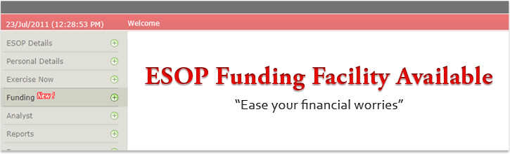 ESOP Funding Facility Available
